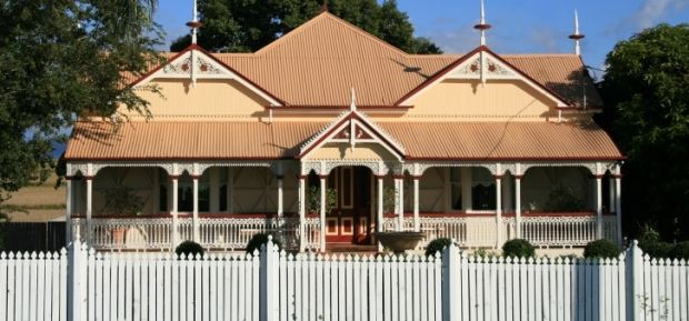 Renovating a Federation Home
