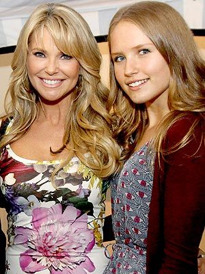 Christie Brinkley to Model Daughter Sailor: Ignore the Haters | People.com