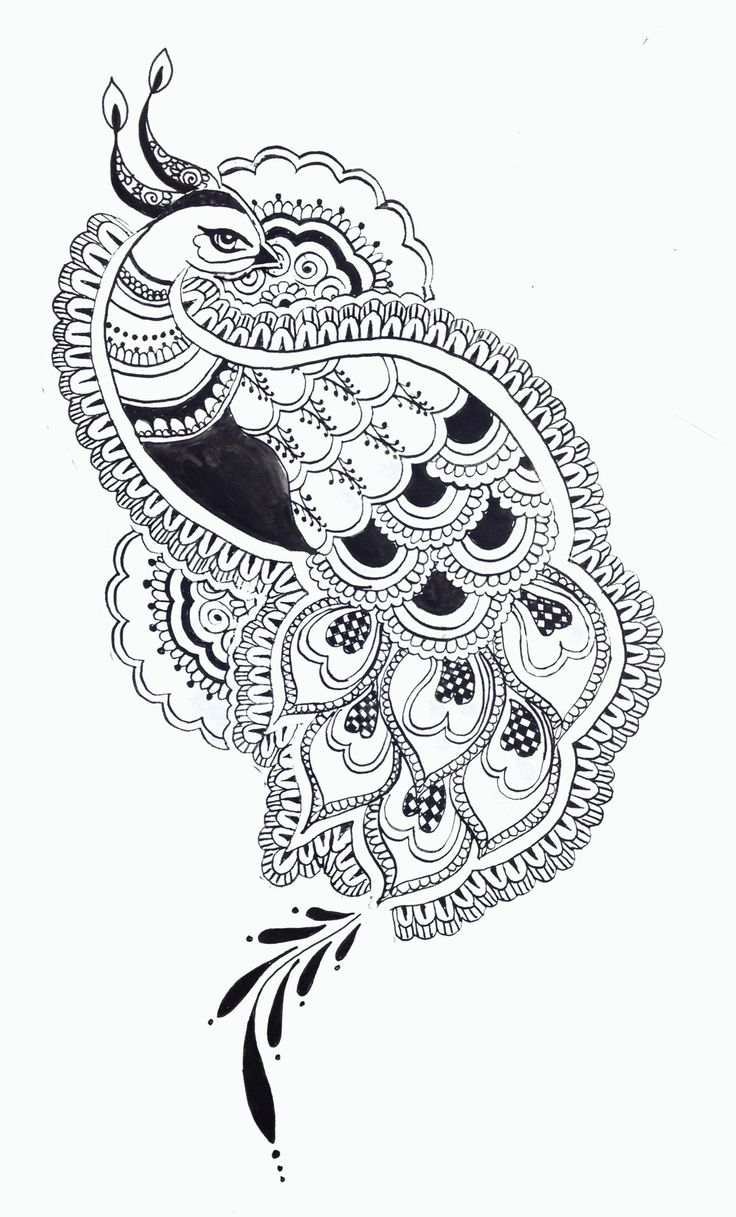 black and white peacock design   Google Search. 1000  ideas about Peacock Design on Pinterest   Beaded jewelry