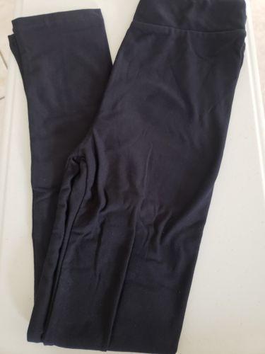 943c8a0b7241d Pants 175654: Nwt Lularoe Solid Black Leggings Noir Collection Kids L Xl  New -> BUY IT NOW ONLY: $22.5 on #eBay #pants #lularoe #solid #black # leggings # ...