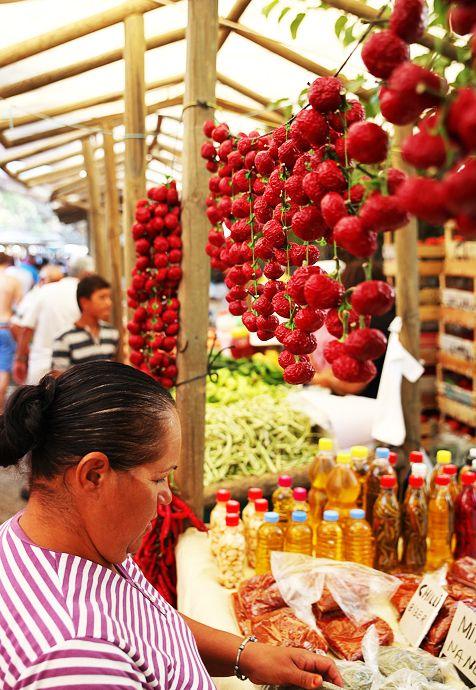 Icmeler market