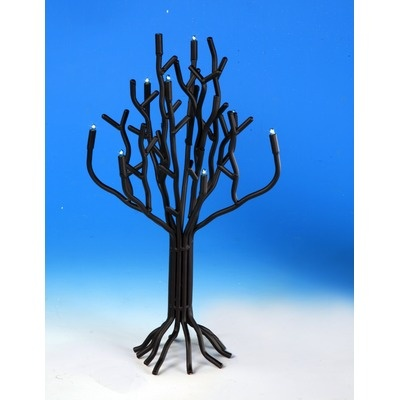 Israel Giftware Design Tree Design Electric Menorah  I love this!!!