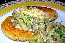 Рецепт - картофельные котлеты с грибной подливкой - пошаговый кулинарный рецепт с фото