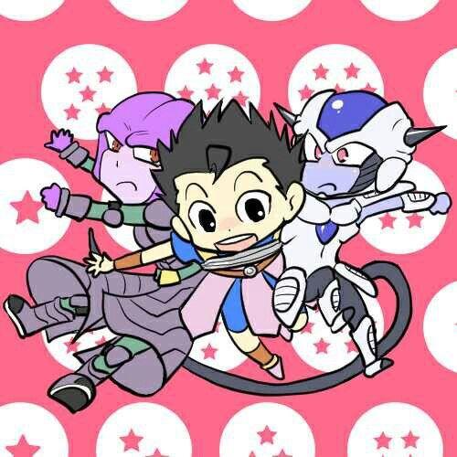 Hit Kyabe Frost Dragon Ball Super