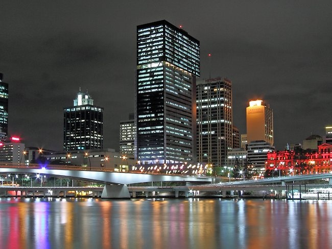 Southbank, Brisbane - Queensland, Australia