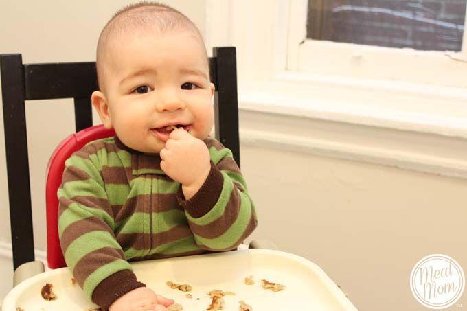 Baby Pancakes – 2 Ingredients