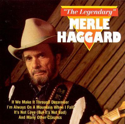 Merle Haggard Albums   The Legendary Merle Haggard - Merle Haggard   Songs, Reviews, Credits ...