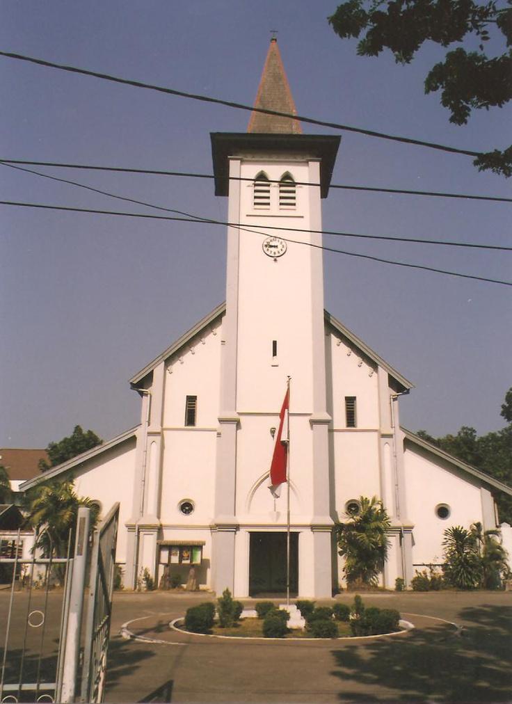 Gereja Katedral 1995