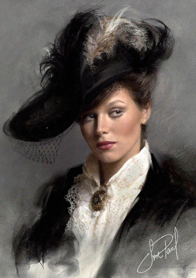 каталог фотомонтажа женские портреты основной
