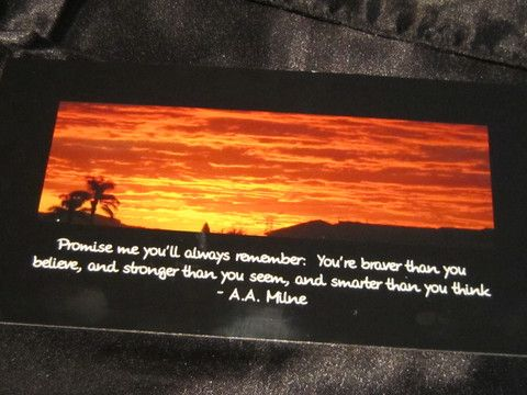 DL Sunset - Inspirational quotations on magnificent scenery.  Comes with envelope.  Come, be inspired!