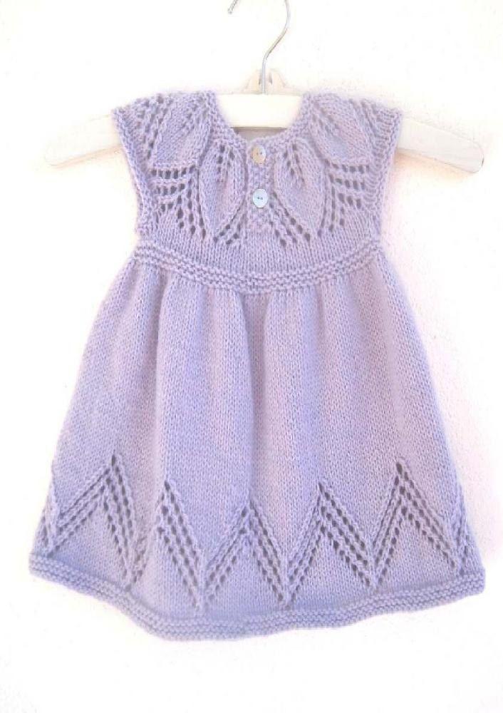 Bella Dress Knitting pattern by Suzie Sparkles