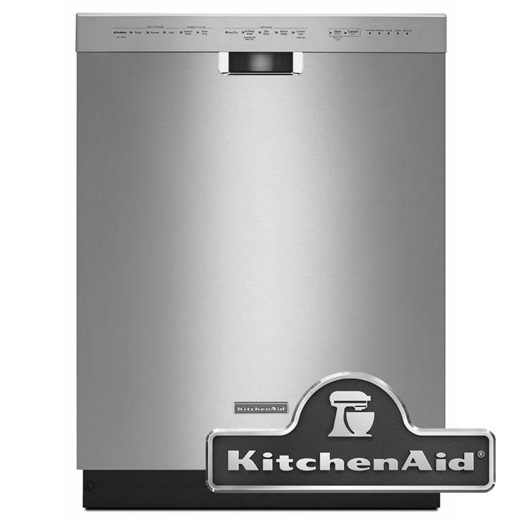 Shop Kitchenaid Architect Ii 24 In Black Stainless Steel: Best 25+ Kitchenaid Dishwasher Ideas On Pinterest
