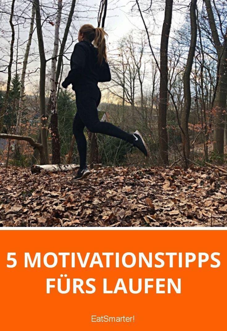 Laufen ist einer der beliebtesten Ausdauersportarten. Aber was tun, wenn beim Laufen der nötige Motivationskick fehlt? Mit diesen fünf Tipps steigert ihr euren Spaß und eure Motivation am Laufen. Auf die Plätze, fertig, lauf!