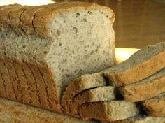 Gluten-free bread will have to try this one, sounds healthy with the ground flax