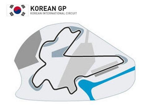 Korea International Circuit, Yeongam. Korea