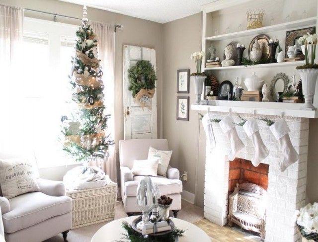 deko ideen wohnzimmer selber machen basteln mit naturmaterialien - moderne holzmobel wohnzimmer