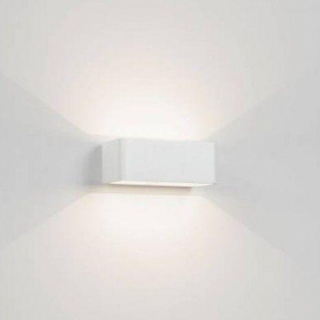 Delta Light Gala Wandlamp wit