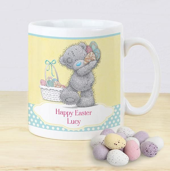 Personalised Me To You Easter Mug - The Hut Market - Personalised Gift Shop