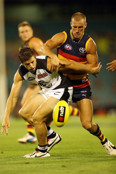 NAB Cup Rd 3 - Adelaide Crows v Carlton  http://footyboys.com