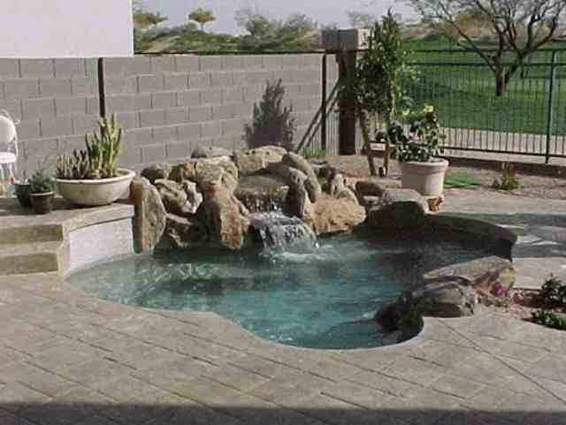 Spool Pool Spa Design | Swimming Pool Images, Geometric Pools
