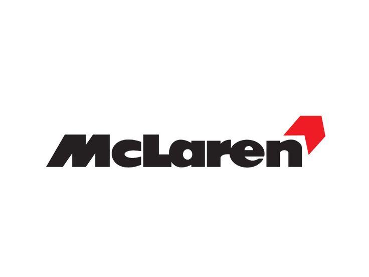 McLaren Logo (1991-1997)