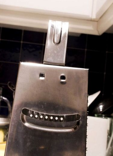 Happy Face Cheese Grater