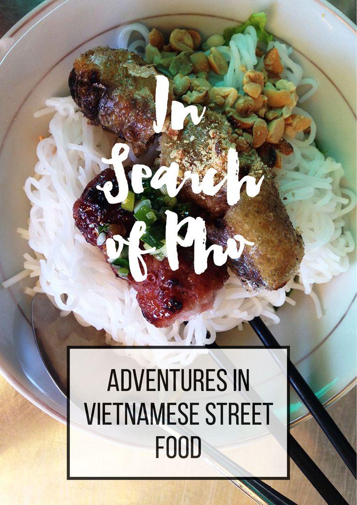 'In Search of Pho | Adventures in Vietnamese Street Food ~ The Wayfarer Diaries