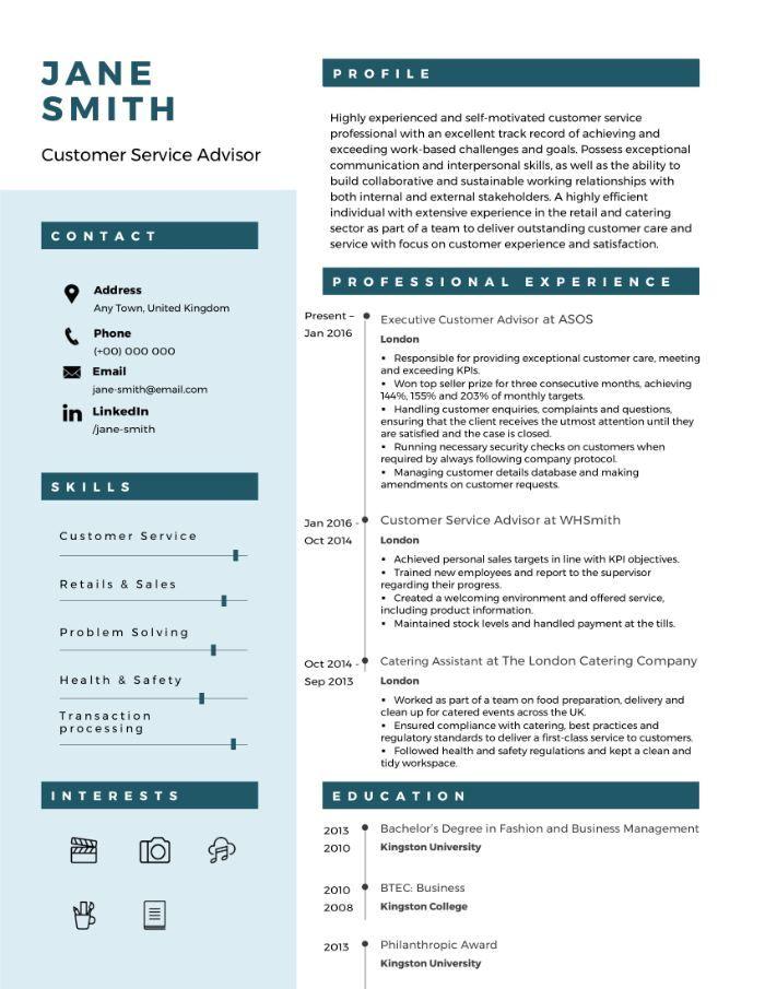 Jadi Perhatian Hrd 10 Desain Cv Menarik Berbagai Profesi Di 2021 Desain Cv Profesi Pengikut