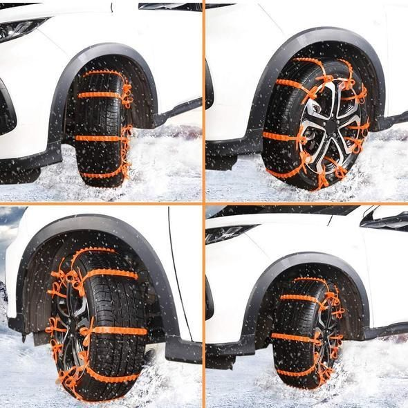 Car Tire Snow Chains Car Tires Snow Chains Car Gadgets