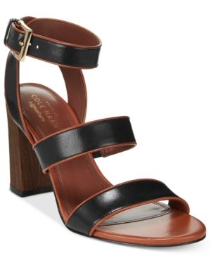 Popular COLE HAAN DELILAH STRAPPY CITY SANDALS WOMEN uS SHOES colehaan shoes