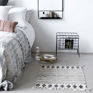 les 25 meilleures id es de la cat gorie descente de lit sur pinterest lit la redoute tapis de. Black Bedroom Furniture Sets. Home Design Ideas