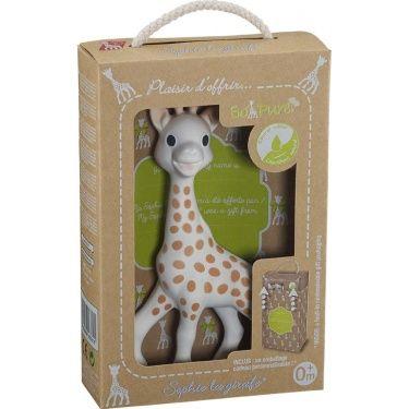 Vulli Žirafa Sophie So'PURE (v dárkovém balení)