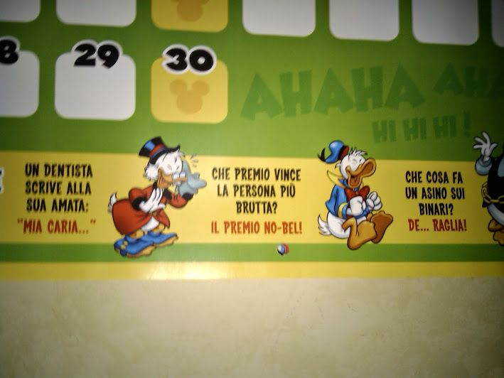 Barzellette Topolino