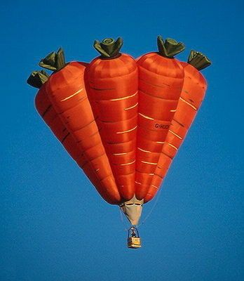 36 Unique Hot Air Balloons-These are really worth a look.  First one reminds me of the movie UP.