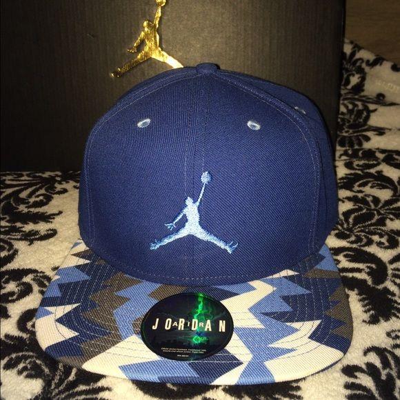 744727173f5 sale french blue 7 matching hat mens air jordan 76b50 f1de0