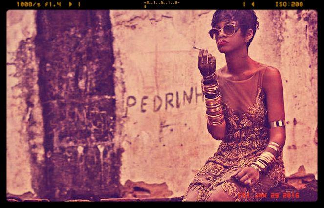 Rihanna? Bi*ch Did It Again.
