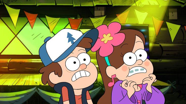 Souvenirs de Gravity Falls 2012 Saison 2, Épisode 1 - FILMSTREAMING-HD.COM