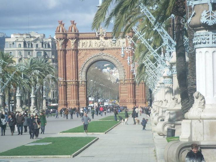 Barcelona Victory Gate