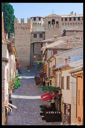 Gradara: the Stronghold, Paolo and Francesca