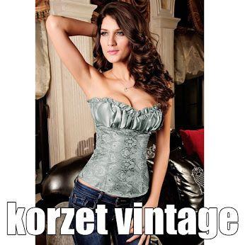 korzet vintage vlastnosti: * Farba: šedá * Materiál: satén * Čipky * Plne nastaviteľné viazanie na chrbte, prichytená * Vysoká bavlnená podšívka pre väčšie pohodlie pri nosení * Bust línia: rovný strih - Modest * Veľkosť: S, M, L, XL, XXL https://www.cosmopolitus.com/vintage-flower-pattern-ruffled-falbala-trim-corset-gray-p-206723.html?language=sk&pID=206723 #Korzet #snurovacie #sede #karnyr #poprsia #satenove #pohodlne #makke #zvodne #vinobranie