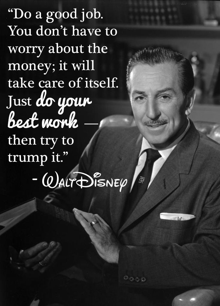 Walt Disney Quote Enchanting 72 Best Walt Disney Quotes Images On Pinterest  Walt Disney Quotes