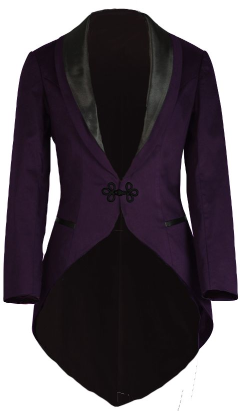 Victorian Dinner Jacket Chic Star design by Amber Middaugh