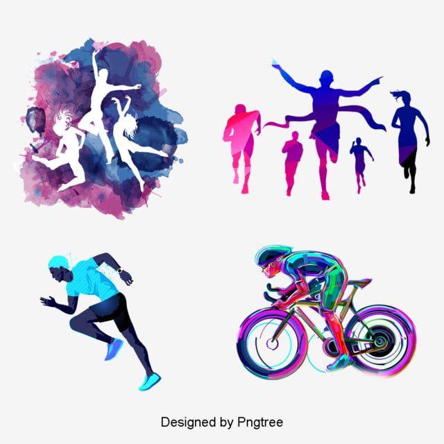سباق رياضي دراجة هوائية الانحدار ألوان مائية حبر رياضات ممارسه الرياضه وغد يشجع ناقلات التدرج ناقل الدراجة ناقلات ألوان Desenhos Animados Trabalho De Arte Png