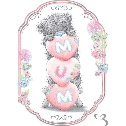 Tatty Teddy ~ M2U™.
