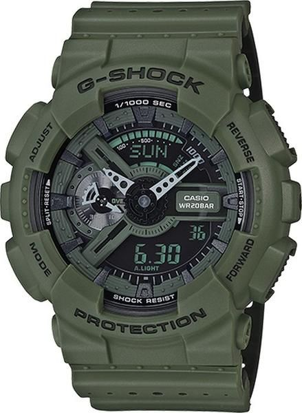 From the G-SHOCK lineup of watches that are always setting new standards for toughness comes the new Perforated Band Series. These models incorporate a sporty d