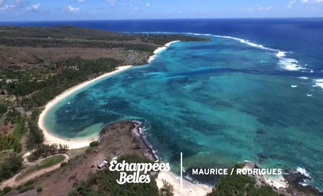 documentaire Échappées belles – Maurice – Rodrigues, diamants des lagons