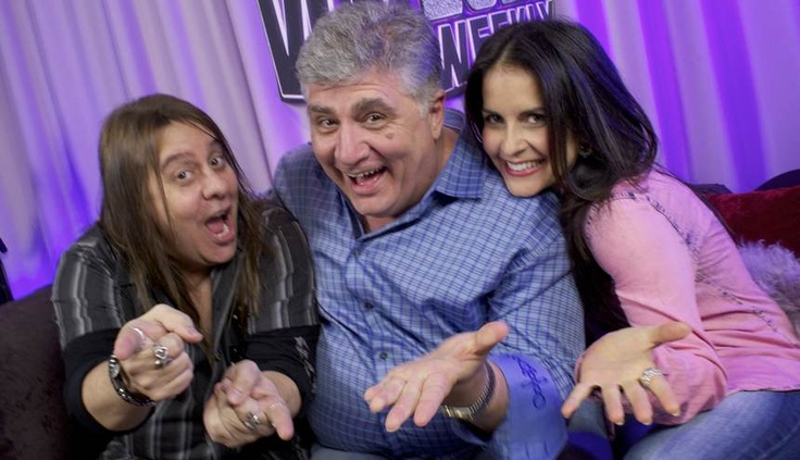 Ta-da! It's Maurice LaMarche on VO Buzz Weekly with Chuck Duran and Stacey J. Aswad. Check it out at VOBuzzWeekly.com