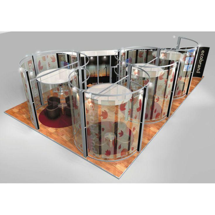 modular exhibition stand from Discountdisplays#exhibit design # Exhibition Stands # trade shows