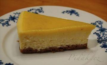 Zobrazit detail - Recept - Cheesecake s limetkovým krémem