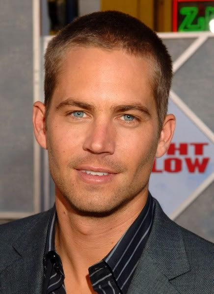 In a very simple form, buzz cut trims the hair very close to head leaving one length of hair over your complete scalp. Take a look at Paul Walker's Buzz Cut.